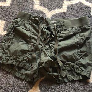 Olive Lou & Grey shorts